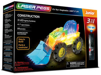 Laser Pegs Construction 3 In 1 Building Set