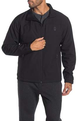 Free Country Super Soft Shell Front Zip Jacket