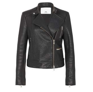 Camilla And Marc Tempo Leather Jacket