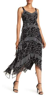 Taylor Three Tier Maxi Dress