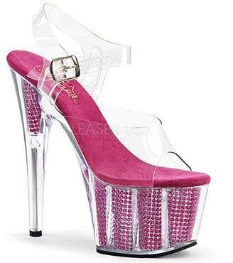 Pleaser USA Women's Ado708srs/c/Fs Platform Sandal