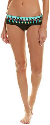Trina Turk Sunburst Sash Bikini Bottom