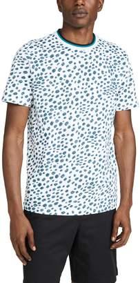 Paul Smith Leopard Print Tee Shirt