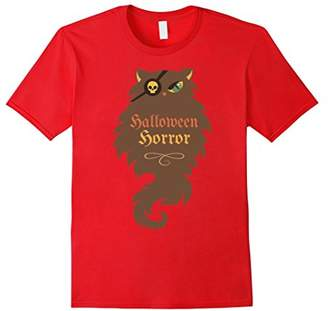 Halloween Horror Shirt Funny Men Or Women Hallowen Gift Tee