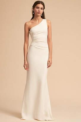 Anthropologie Gwyneth Wedding Guest Dress