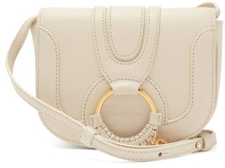 See by Chloe Hana Mini Leather Cross Body Bag - Womens - Beige