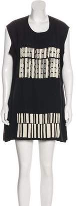 Maiyet Sleeveless Mini Dress