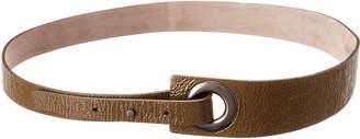 Brunello Cucinelli Patent Belt