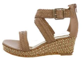 Stuart Weitzman Girls' Akilah Wedge Sandals
