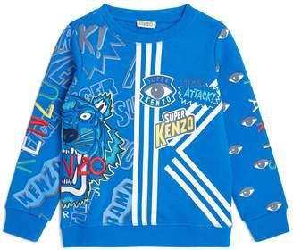 Kenzo Super Logo Sweatshirt