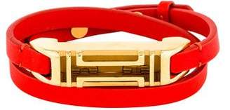 Tory Burch x Fitbit Double Wrap Bracelet