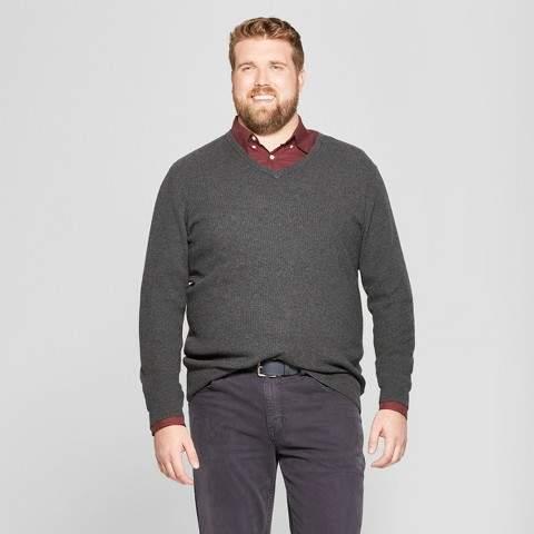 Goodfellow & Co Men's Big & Tall Crew Neck Sweater - Goodfellow & Co Medium Heather Gray