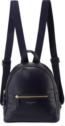 Longchamp 2.0 Small Leather Backpack Bag