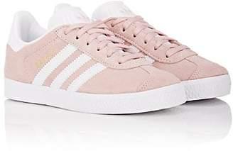 wholesale dealer ae2ac f557b adidas Kids Gazelle Suede Sneakers - Pink