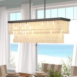 Beachcrest Home Summerset 5-Light Kitchen Island Pendant