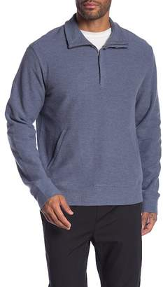 Grayers Hermosa Beach Quarter Zip Mock Neck Sweater