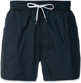 Ermenegildo Zegna plain swim shorts