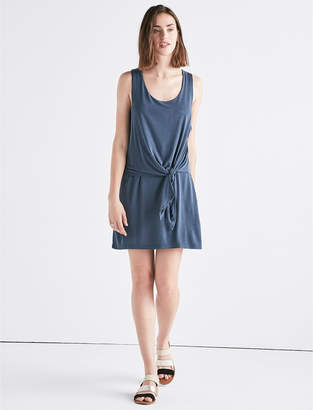 Lucky Brand SANDWASH TIE DRESS