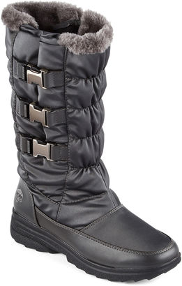 Totes Bryce Buckle Winter Boots $69.99 thestylecure.com