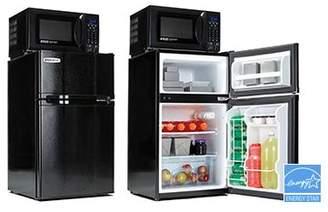 3.1 Phillip Lim Microfridge Safe Plug cu. ft. Compact Refrigerator with Freezer