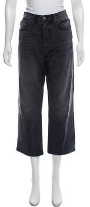 GRLFRND Linda High-Rise Wide Leg Jeans
