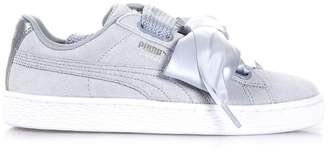 Puma Select Suede Heart Quarry Sneakers