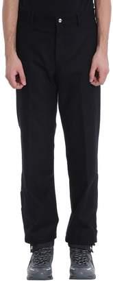 Lanvin Blue Wool Trousers