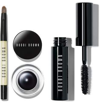 Bobbi Brown The Blackest Black Long-Wear Gel Eyeliner Set