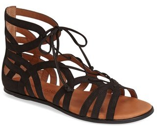 Women's Gentle Souls 'Break My Heart 3' Cage Sandal $159.95 thestylecure.com