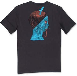 Element Men Profile Logo Graphic T-Shirt