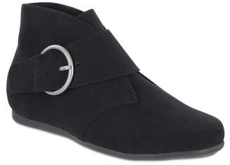 MIA AMORE Clarissa Side Buckle Boot - Wide Width Available