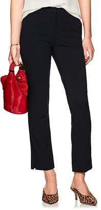 Derek Lam Women's Drake Crepe Slim Ankle Trousers