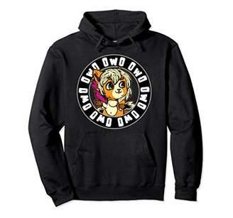 Little Fox Furry Fursona Hoodie Gift Women Men