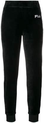 Fila logo track pants
