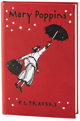"Graphic Image Mary Poppins"" Children's Book by P.L. Travers"