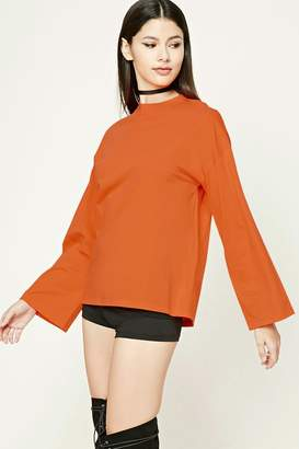 Forever 21 Basic Long-Sleeved Tee