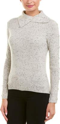 J CASHMERE Kier + Turtleneck Sweater