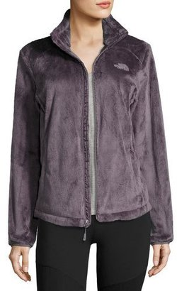 The North Face Osito 2 Fleece Jacket, Gray $99 thestylecure.com