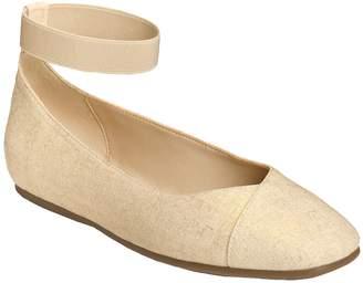 93197c4eeac8 Metallic Gold Ballet Flats - ShopStyle