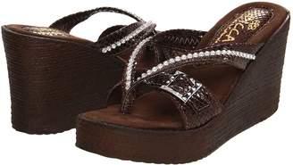 Sbicca Horizon Snake Women's Sandals