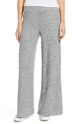 Lou & Grey Soft Rib Wide Leg Pants