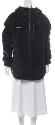 Columbia Kith x Fleece Hooded Jacket