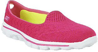 As IsSkechers GOwalk 2 Axis Mesh Slip On Shoes $31.59 thestylecure.com