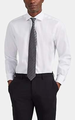 Barneys New York MEN'S COTTON DRESS SHIRT