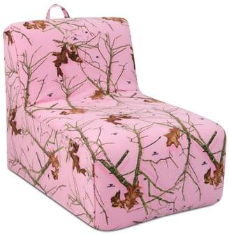 Mossy Oak Nativ Living Tween Lounger w/handle - Mossy Oak Lifestyle Pink
