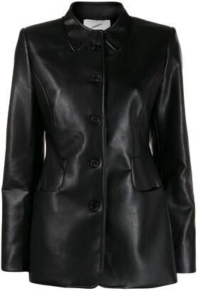 Coperni fitted button up jacket