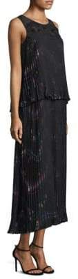 Romance Was Born Afterlife Pleated Dress