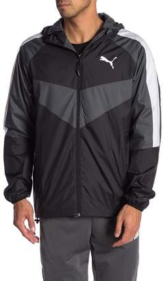 Puma Power Vent Hooded Windbreaker