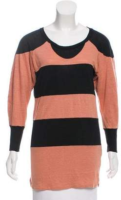 Isabel Marant Stripe Linen Tunic
