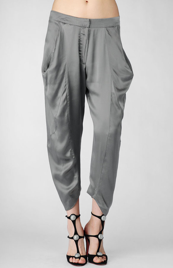 Harem Trouser - Steel